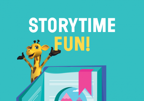 Kids Storytime and Healthy Harold Book Launch